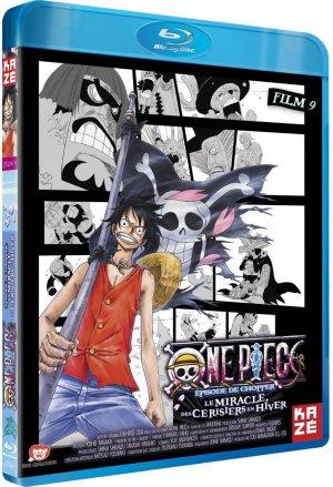 One Piece - Film 09 : Episode De Chopper - Le Miracle Des Cerisiers En Hiver édition Blu-ray