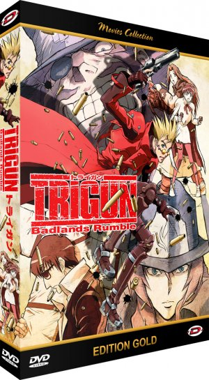 Trigun - Badlands Rumble édition Édition Gold