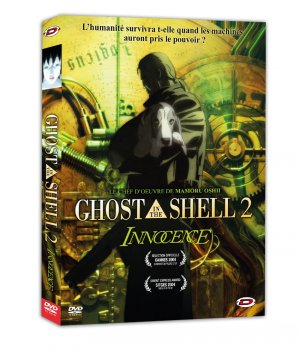 Ghost in the Shell 2 : Innocence édition DVD Edition