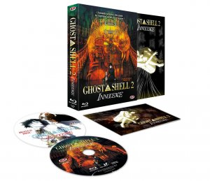 Ghost in the Shell 2 : Innocence édition Blu-Ray Collector