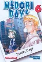 couverture, jaquette Midori Days 6  (Kurokawa)