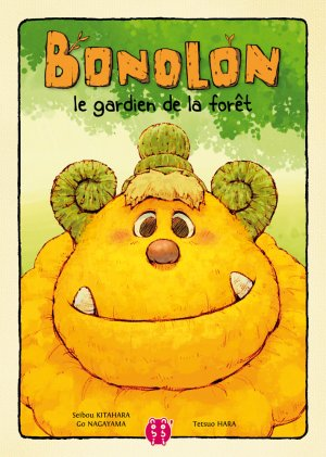 Bonolon, le gardien de la forêt