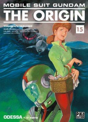 Mobile Suit Gundam - The Origin T.15
