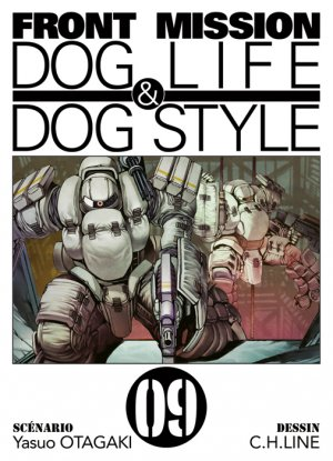 Front Mission Dog Life and Dog Style T.9