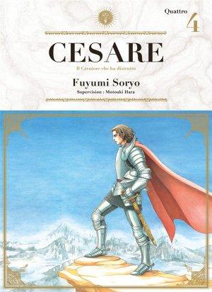 couverture, jaquette Cesare 4  (Ki-oon)
