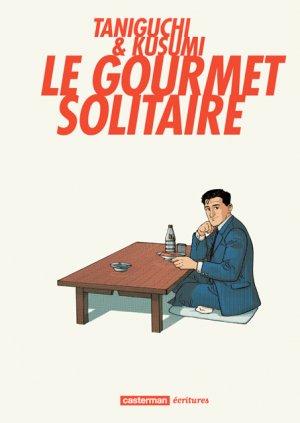 Le Gourmet Solitaire édition Écritures