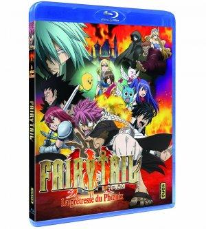 Fairy Tail - La Prêtresse du Phœnix édition Blu-ray