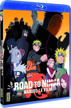 Naruto Shippûden Film 6 - Road to Ninja édition Blu-ray