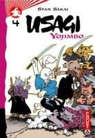Usagi Yojimbo # 4