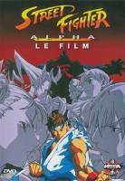 couverture, jaquette Street Fighter Alpha  MANGA VIDEO (Manga video)