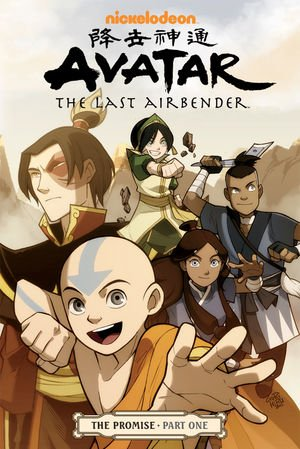 Avatar - The Last Airbender - The Promise édition Simple