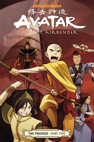 Avatar - The Last Airbender - The Promise 2