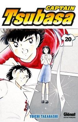 couverture, jaquette Captain Tsubasa 20 Réédition Française (Glénat Manga) Manga