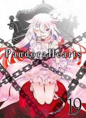 couverture, jaquette Pandora Hearts 19  (Ki-oon) Manga