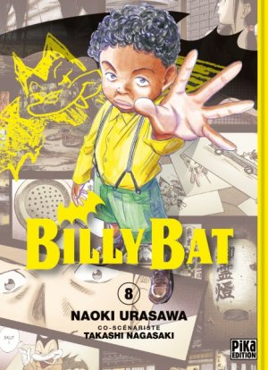 Billy Bat #8
