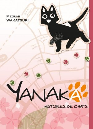 Yanaka, histoires de chats T.1