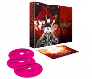 Neon Genesis Evangelion : Death and Rebirth & The End of Evangelion édition DTS Collector's Edition