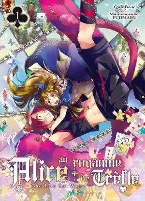 Alice au Royaume de Trèfle - Cheshire Cat Waltz T.1