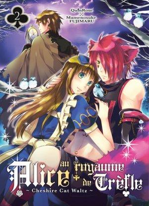 Alice au Royaume de Trèfle - Cheshire Cat Waltz T.2