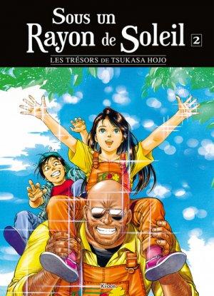 couverture, jaquette Sous un Rayon de Soleil 2 Réédition (Ki-oon) Manga