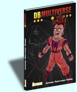 Dragon Ball Multiverse - Artbook édition Simple