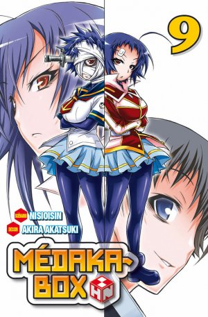 Medaka-Box T.9
