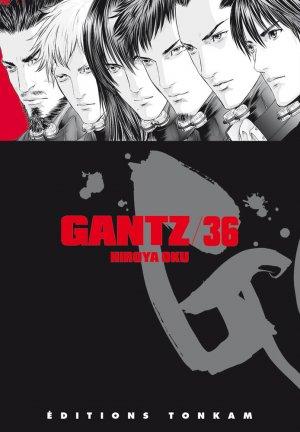 Gantz T.36