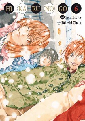 couverture, jaquette Hikaru No Go 6 Deluxe (Tonkam)