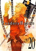 couverture, jaquette Pandora Hearts 20  (Square enix)