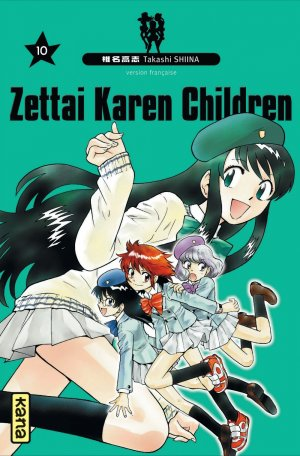 Zettai Karen Children # 10