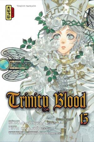 couverture, jaquette Trinity Blood 15  (kana) Manga