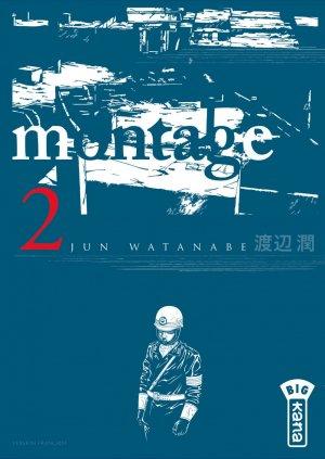 couverture, jaquette Montage 2  (kana)