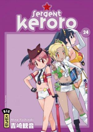 Sergent Keroro # 24