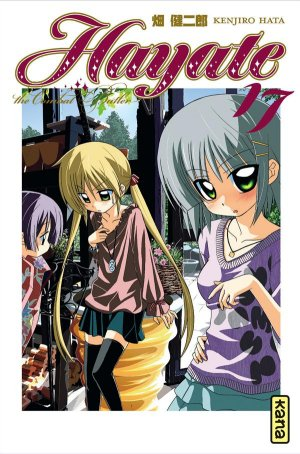 Hayate the Combat Butler 17