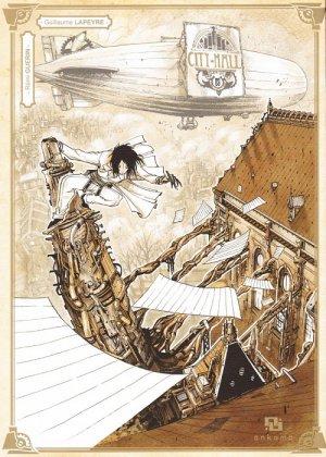 couverture, jaquette City Hall 3 Collector (Ankama Manga) Global manga