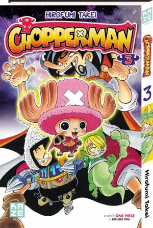 Chopperman T.3