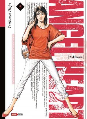 couverture, jaquette Angel Heart - Saison 2 3  (Panini manga)