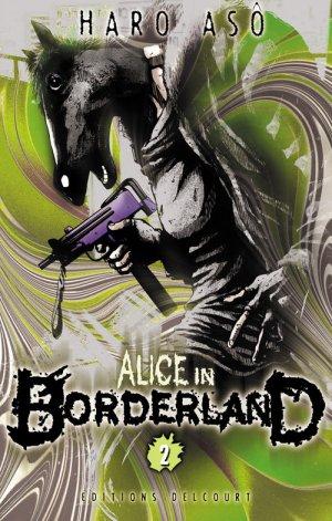 Alice in Borderland 2