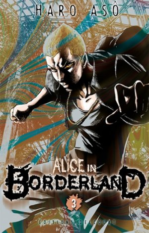 Alice in Borderland T.3