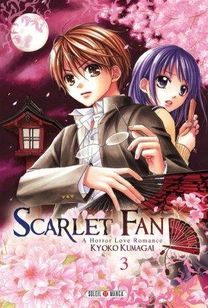 Scarlet Fan T.3