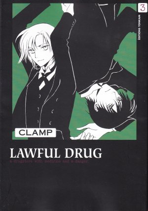 Lawful Drug T.3