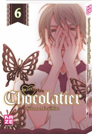 Heartbroken Chocolatier #6