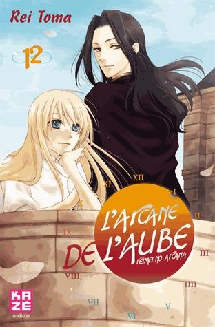 couverture, jaquette L'Arcane de l'Aube 12  (kazé manga) Manga