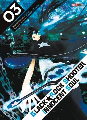 Black Rock Shooter - Innocent Soul T.3