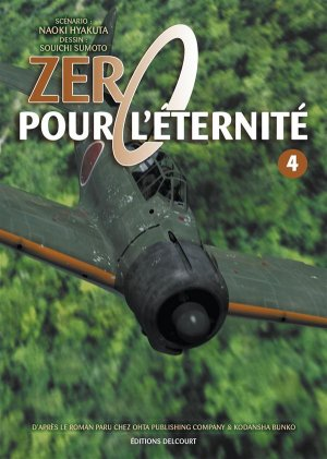 Zero pour l'Eternité T.4