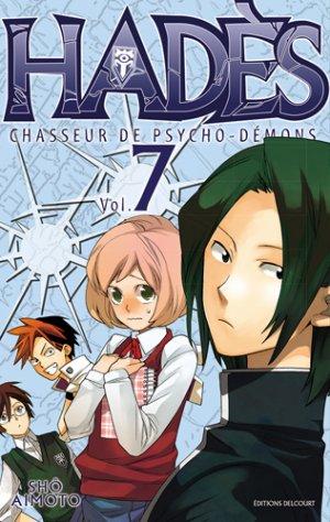 couverture, jaquette Hadès 7  (Delcourt Manga)