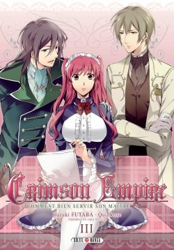 Crimson Empire #3