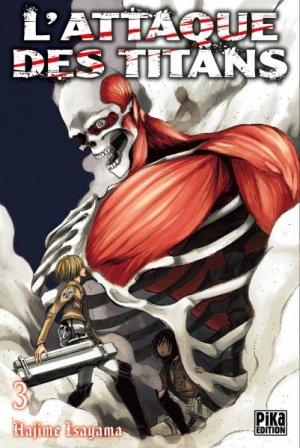 L'Attaque des Titans #3
