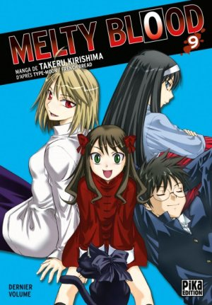 Melty Blood #9