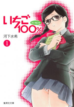 Ichigo 100% édition Bunko